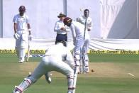 India Vs West Indies, 2nd Test: Umesh Yadav Sends Stumps Flying – Watch