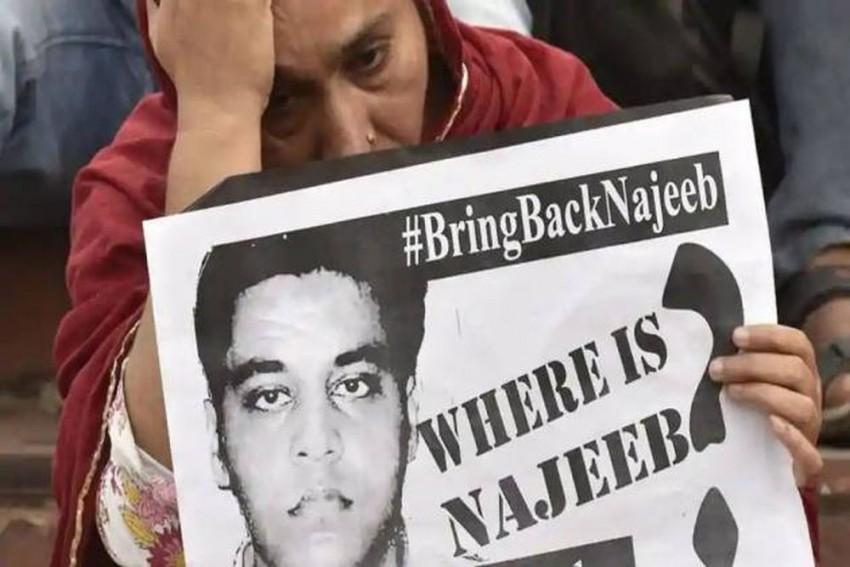CBI Closes Missing JNU Student Najeeb Ahmad's Case