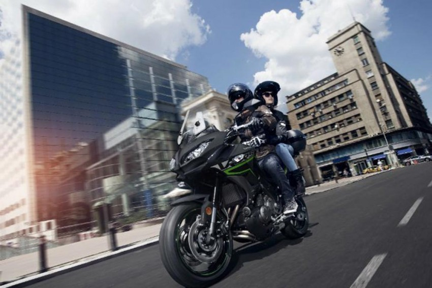 2019 Kawasaki Versys 650 Launched In India