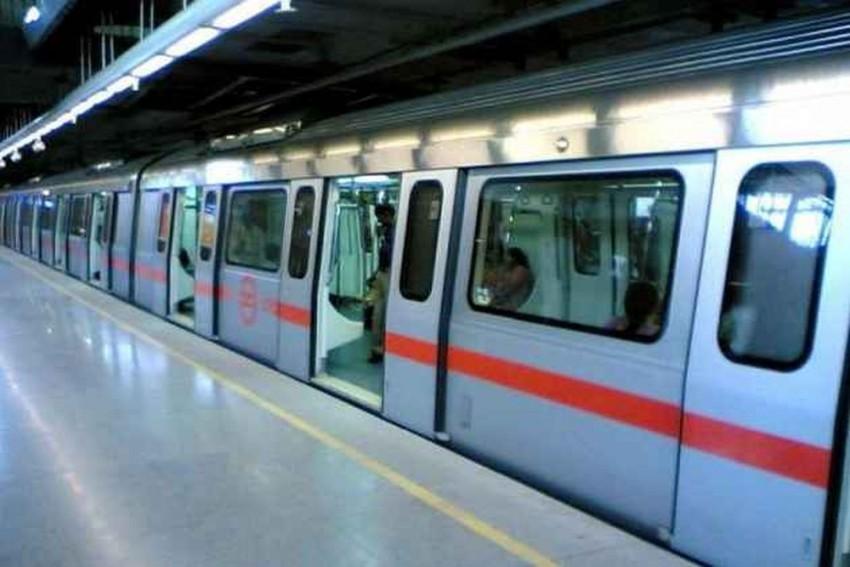 BJP Slams CM Kejriwal For Not Approving Phase-4 Delhi Metro Construction