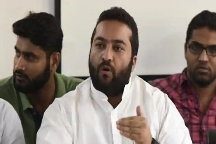NSUI President Fairoz Khan Quits After Sexual Harassment Charges, Rahul Gandhi Accepts Resignation