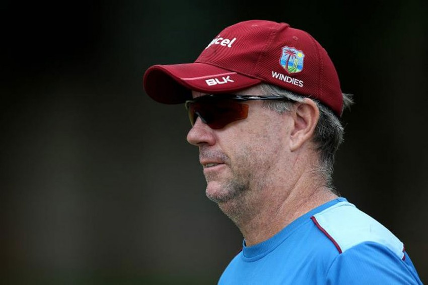 IND Vs WI: Windies Coach Stuart Law Suspended For First Two ODIs