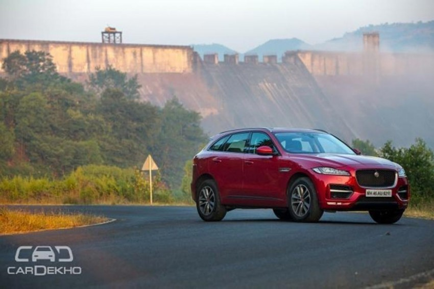 Updated Jaguar F-Pace Bookings Open; Price Start At Rs 63.15 Lakh
