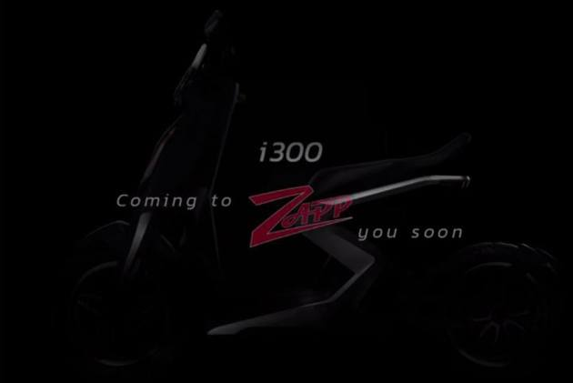 Upcoming Zapp i300 Is A Motorsport-Inspired E-Scooter