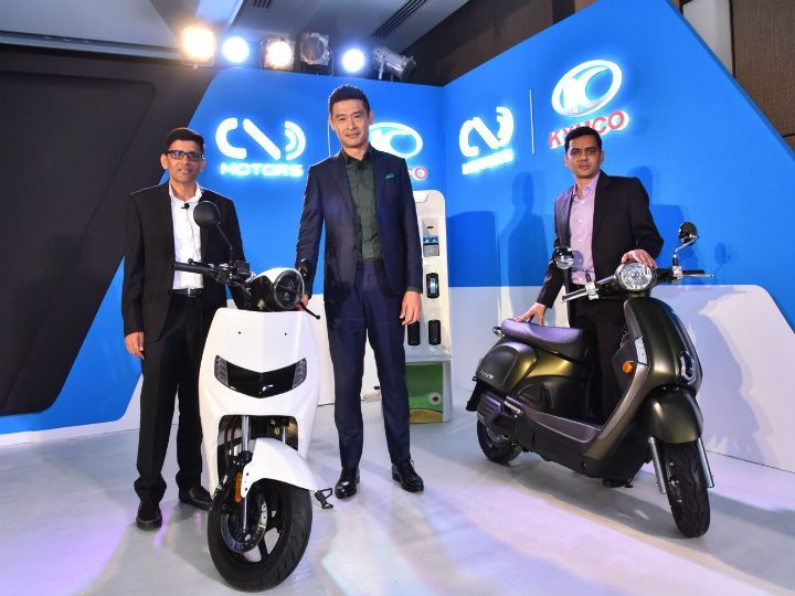 Twenty Two Motors And Kymco Enter Partnership In India