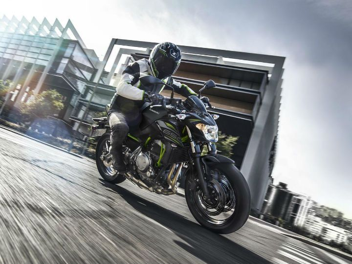 2019 Kawasaki Z650 Launched; Gets New Colour