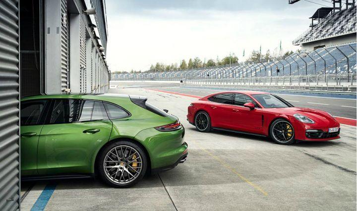 Porsche Panamera GTS Makes A Comeback