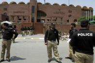 Pakistan Authorities Suspend 116 Policemen Over 2014 Firing Incident