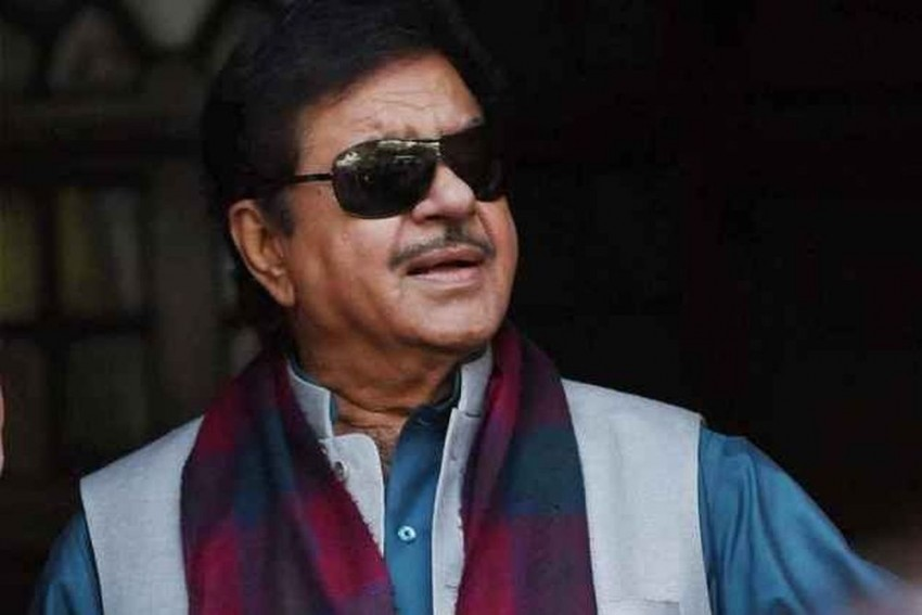 MeToo Being Blown Out Of Proportion, Anyone Can Name And Shame Anyone: Shatrughan Sinha