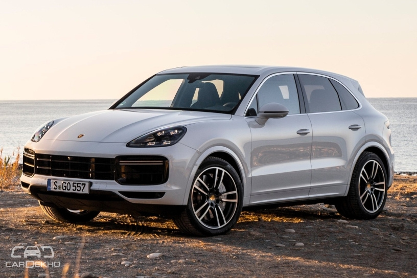2018 Porsche Cayenne Launched At Rs 1.19 Crore