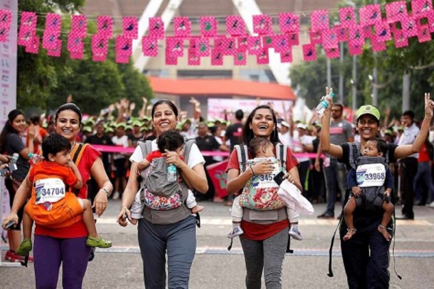 For The First Time Ever, Pinkathon Day To Be Celebrated On 21st October 2018 Across India