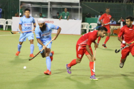 Asian Champions Trophy: India Start Title Defence With 11-0 Thrashing Of Oman