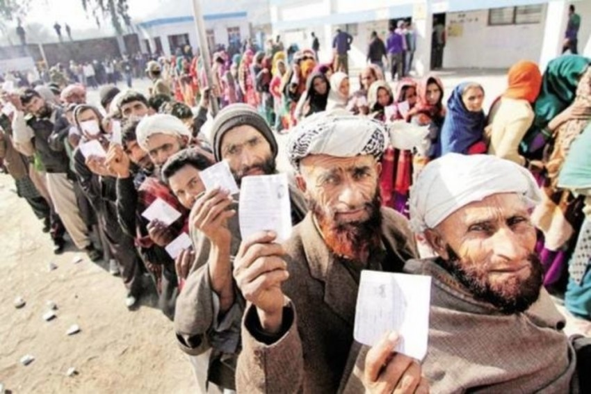 JK: Counting Of Votes For Civic Body Polls Tomorrow