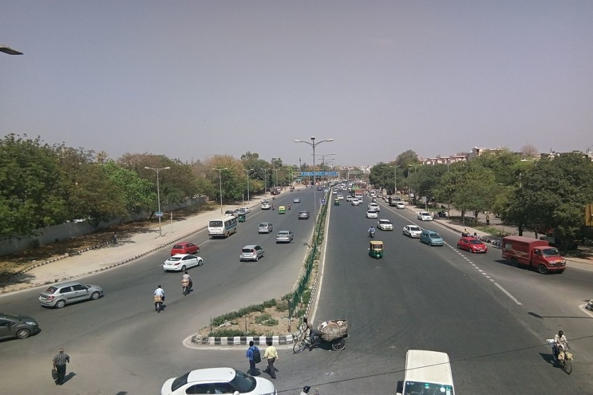 Security Beefed Up Nationwide, Restricted Movement Of Vehicles In Delhi On Dussehra
