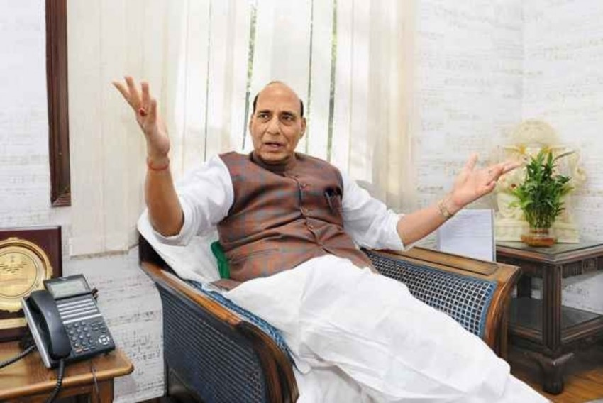 Tech Solutions Will Ensure Complete Border Security: Rajnath Singh