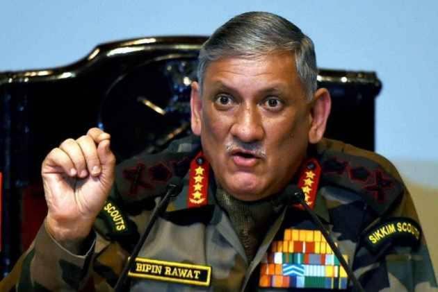 Pakistan Should Mend Its Ways: Army Chief General Bipin Rawat