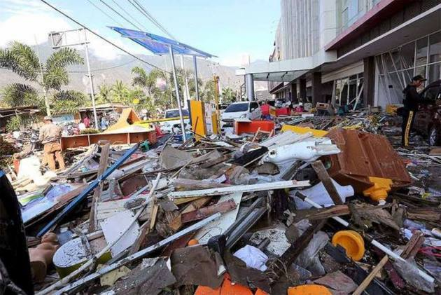 Indonesia Tsunami Worsened By Palu Bay Shape: Scientists