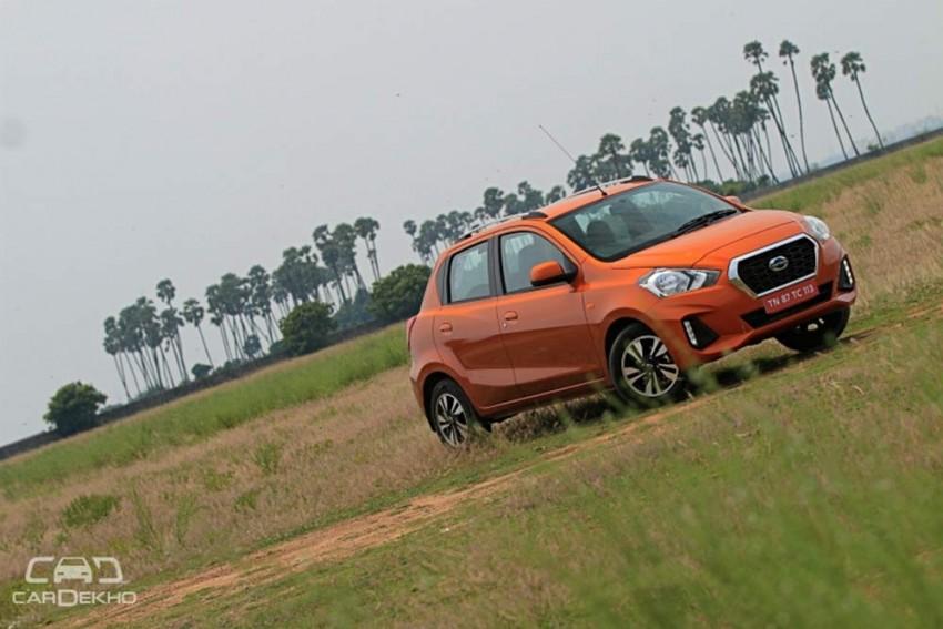Datsun GO Facelift: Variants Explained