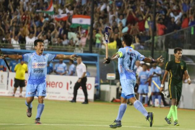 Asian Champions Trophy: India Beat Pakistan 3-1 In Blockbuster Clash