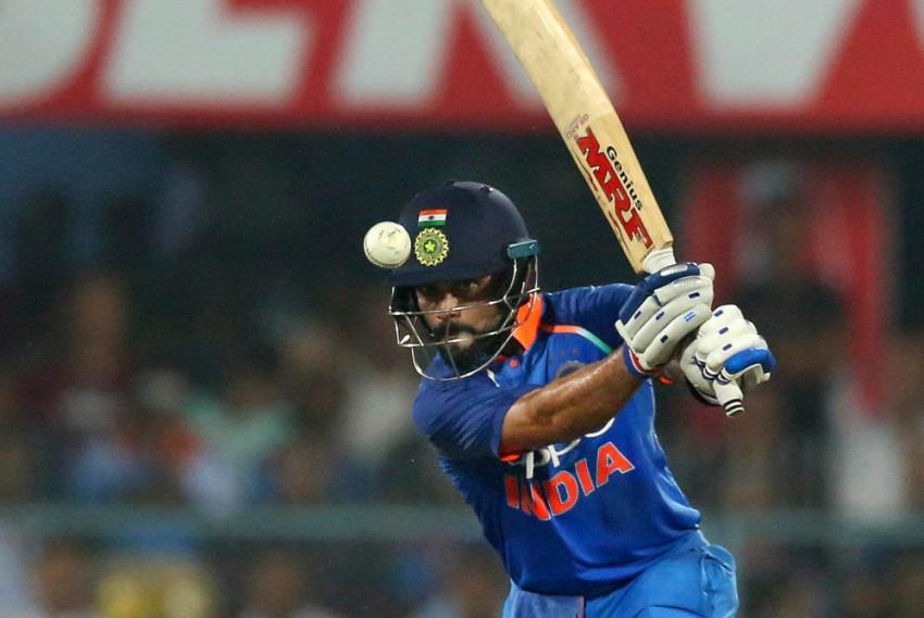 India Vs West Indies: Virat Kohli Becomes Quickest To Hit 60 International Hundreds