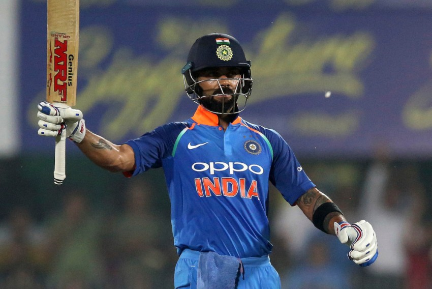 Kohli Becomes 1st Captain To Score 2000-Plus International Runs In Consecutive Years