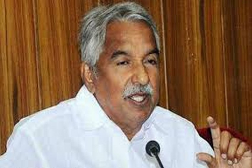 Former Kerala CM Chandy Says Reopening Solar Scam Case Politically Motivated