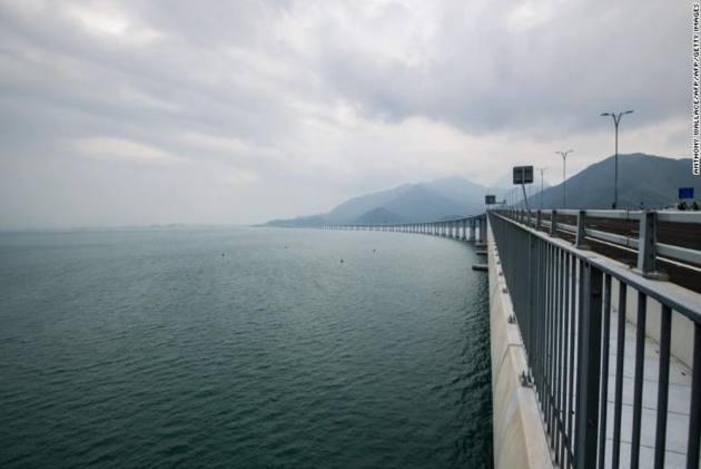 World's Longest Sea-Crossing Bridge Is Set To Open Between Hong Kong And China