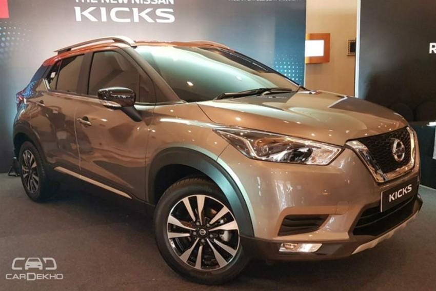 India-Spec Nissan Kicks: First Look