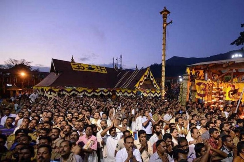 Sabarimala: Temple Board To Decide Its Legal Course In Supreme Court Tomorrow