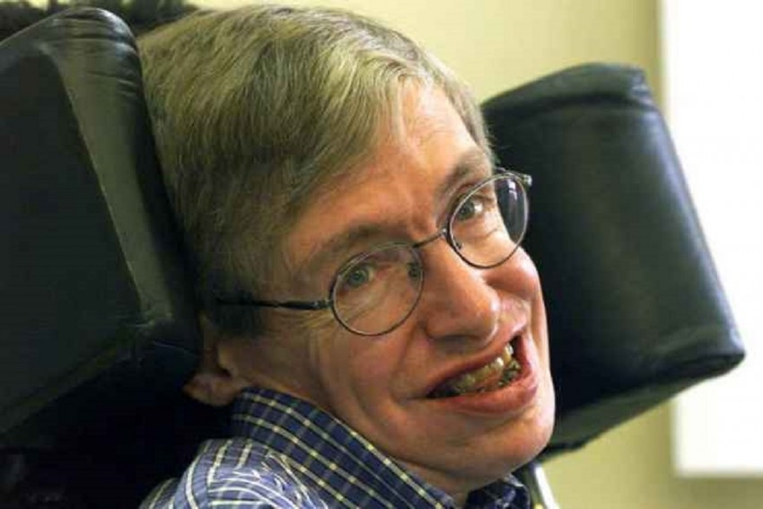 Stephen Hawking's Papers And Wheelchair For Sale
