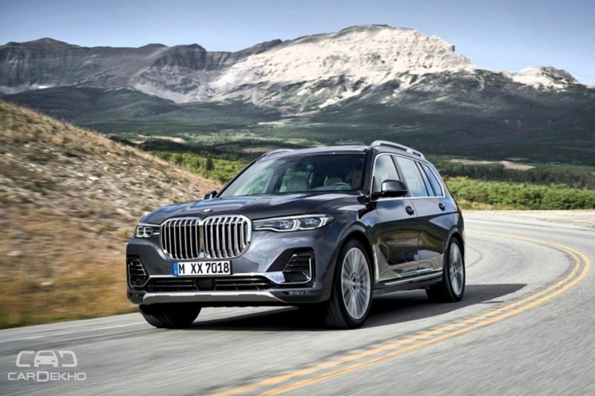 12 New BMW Cars To Launch In 2019: X4, X7, 8 Series On Cards