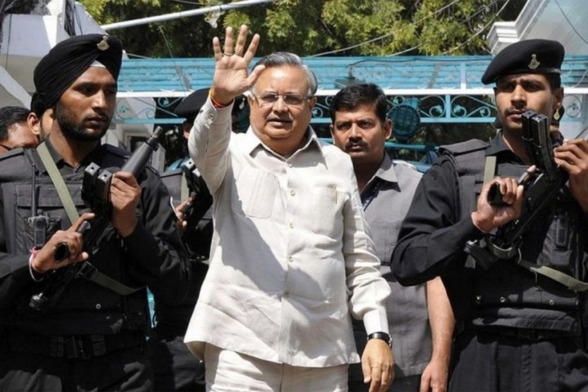 Chhattisgarh Assembly Polls: Raman Singh Files Nomination From Rajnandgaon Constituency