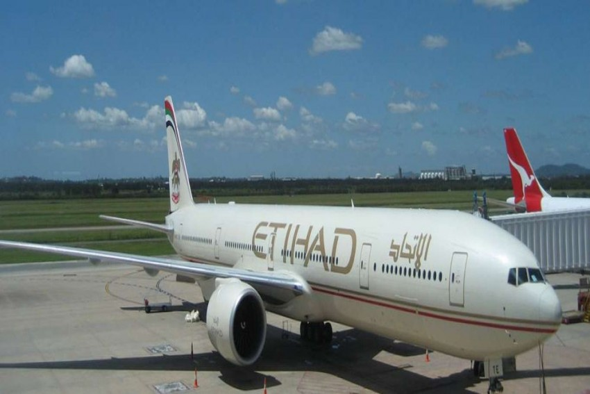 Woman Delivers On-Board Etihad Flight, Plane Diverted To Mumbai
