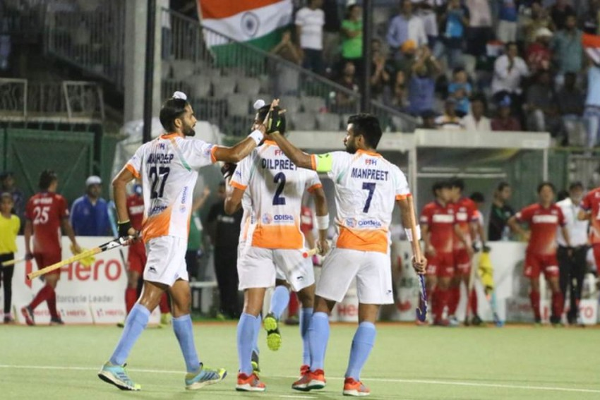 Asian Champions Trophy: Wastefull India Play Out Goalless Draw With Malaysia