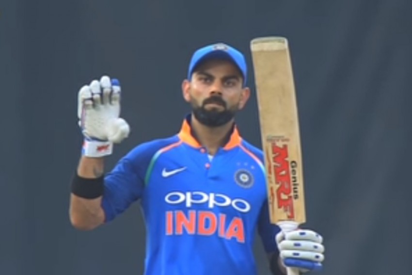 India Vs West Indies, 2nd ODI: Virat's 10000 ODI Run And A Talking Bat – Watch Videos
