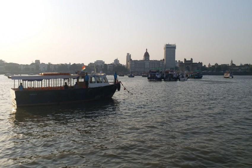 Boat Carrying Maharashtra Chief Secretary Overturns In Mumbai, Rescue Operation Underway