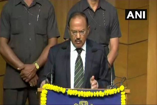 India Cannot Afford To Be Soft Power For Next Few Years: NSA Ajit Doval