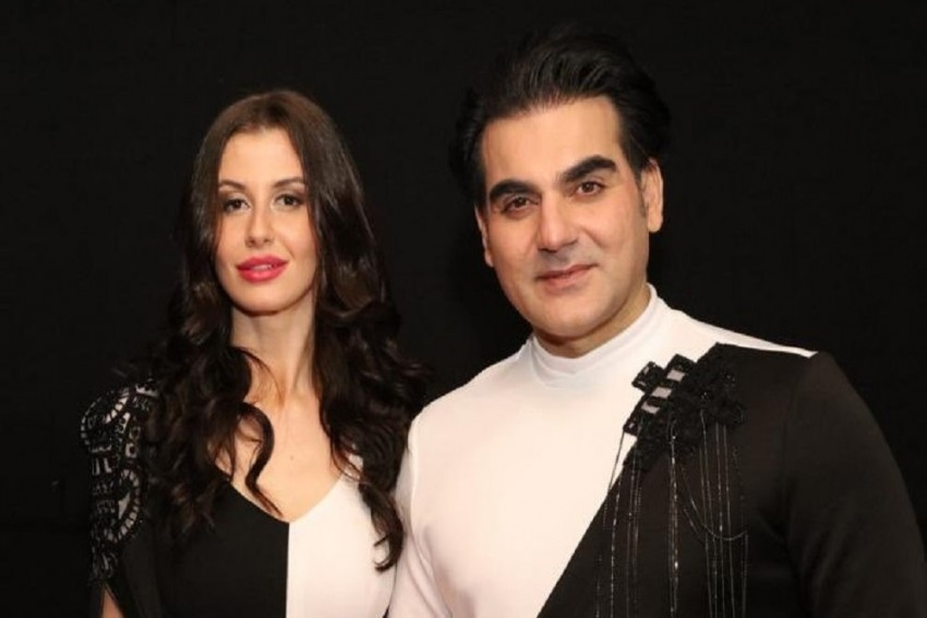 Arbaaz Khan And Giorgia Andriani Want To Take Their Relationship Further Without Any Rush