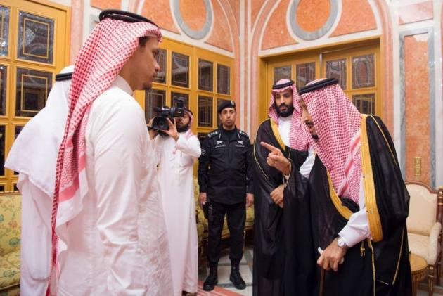 Jamal Khashoggi's Son Salah Leaves Saudi Arabia With Family: Reports