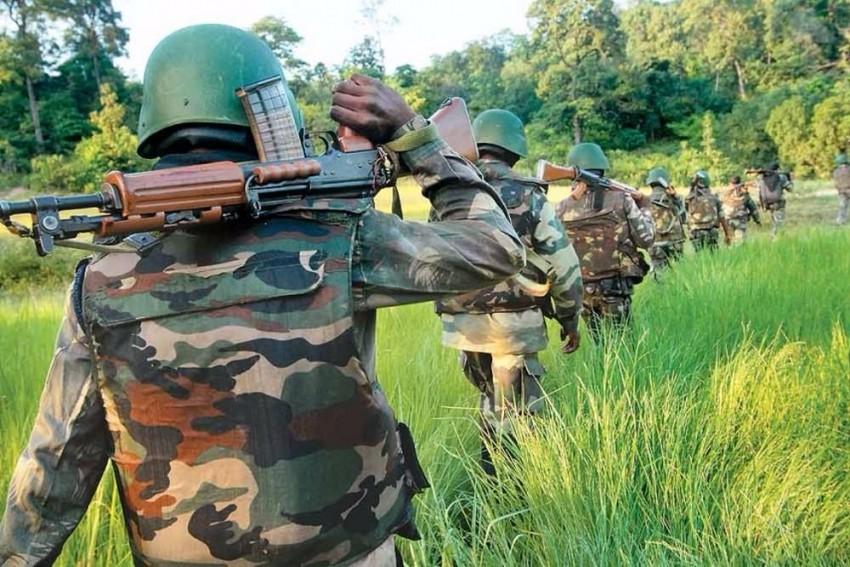 4 CRPF Men Killed As Naxals Blow Up Mine-Protected-Vehicle In Chhattisgarh