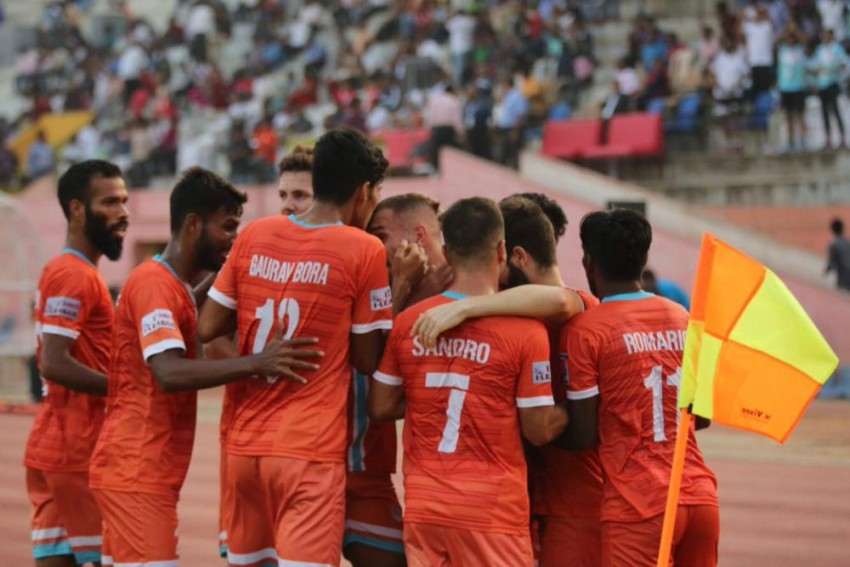 I-League: Pedro Manzis Scores Hat-Trick As Chennai City Beat Arrows 4-1 In Season Opener