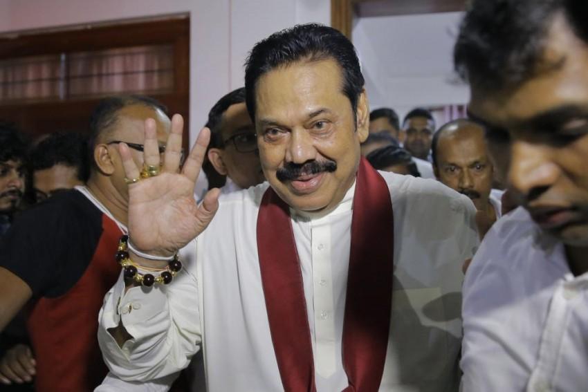 Wickremesinghe Sacked, Rajapaksa Sworn In As New PM In Sri Lanka