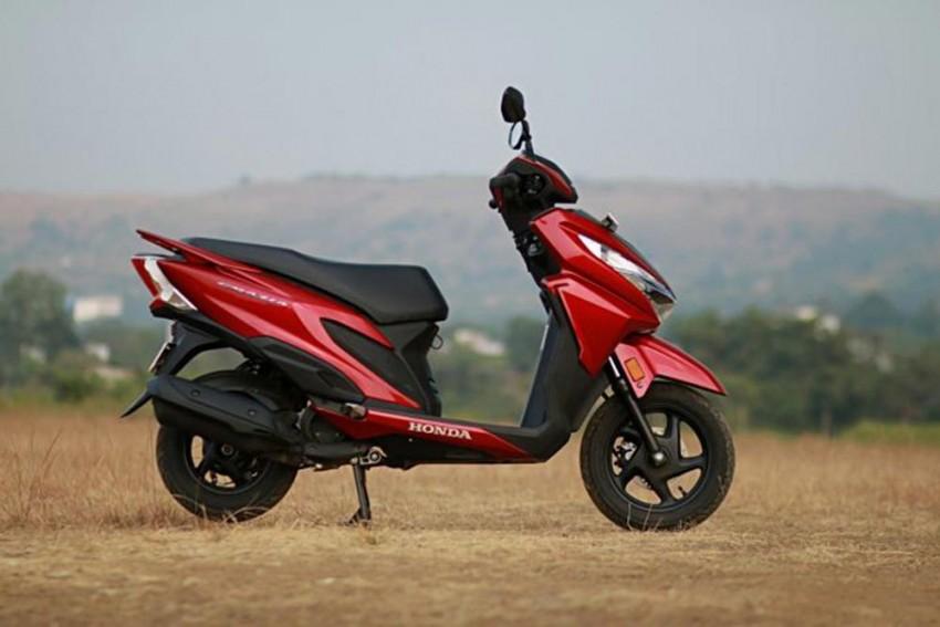 Honda Grazia Crosses 2 Lakh Sales Milestone