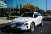 India-Bound Hyundai Nexo Scores 5 Stars In Euro NCAP Tests
