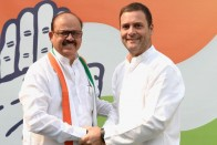 Tariq Anwar Returns To Congress 19 Years After Quitting The party