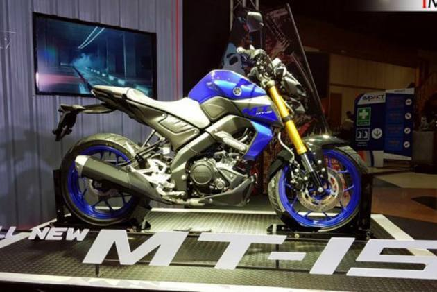 Yamaha MT-15 (Naked R15) India Launch Likely In 2019