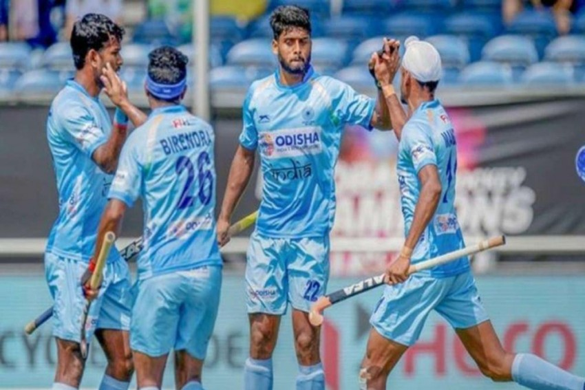 Asian Champions Trophy: India Beat Japan 3-2, Face Pakistan In Final