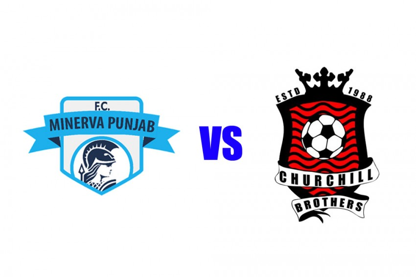 I-League 2018-19: Defending Champions Minerva Punjab Play Out Goalless Draw Against Churchill Brothers