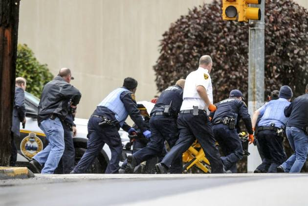 US Synagogue Shootout: Accused Charged With 29 Counts Of Federal Crimes