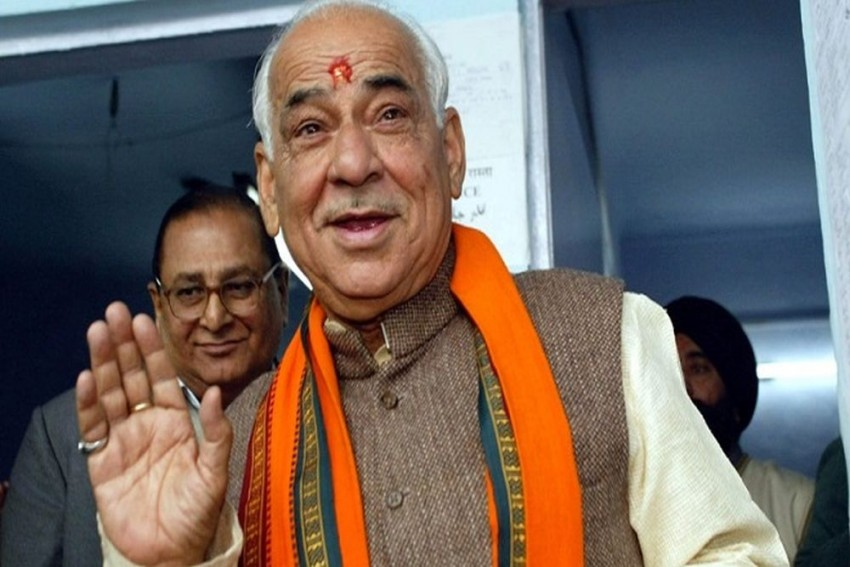 Delhi Govt Declares Two-Day State Mourning Over Ex-CM Madan Lal Khurana's Death